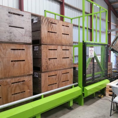 Fruit handling | Fraser Gear | Te Puke, New Zealand